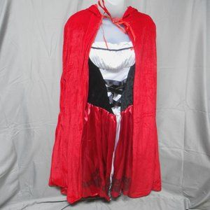 Other - Little Red Riding Hood Halloween costume L/XL